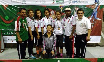 Querétaro continua cosechando triunfos en el Nacional Juvenil 2016 de la CONADE 2016