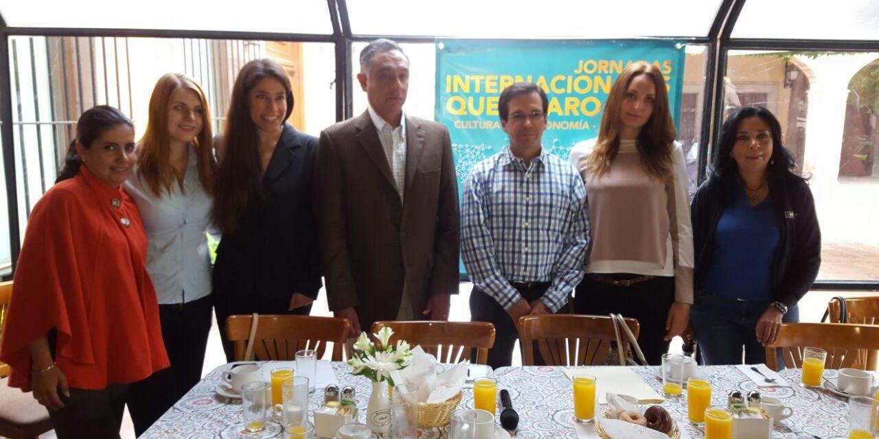 Jornadas Internacionales Querétaro