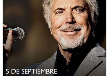 Tom Jones por primera vez en México