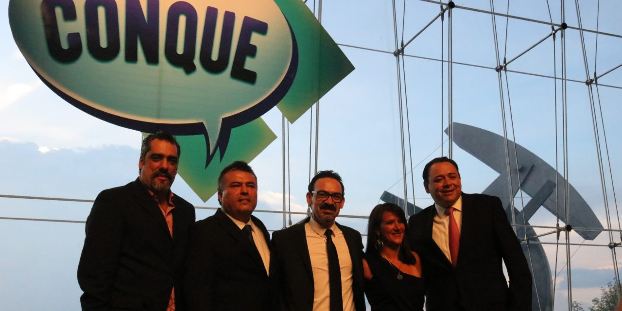 Presentan CONQUE 2017 La Fiesta del Cómic en Querétaro