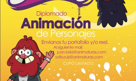 Diplomado en Animación de Personajes