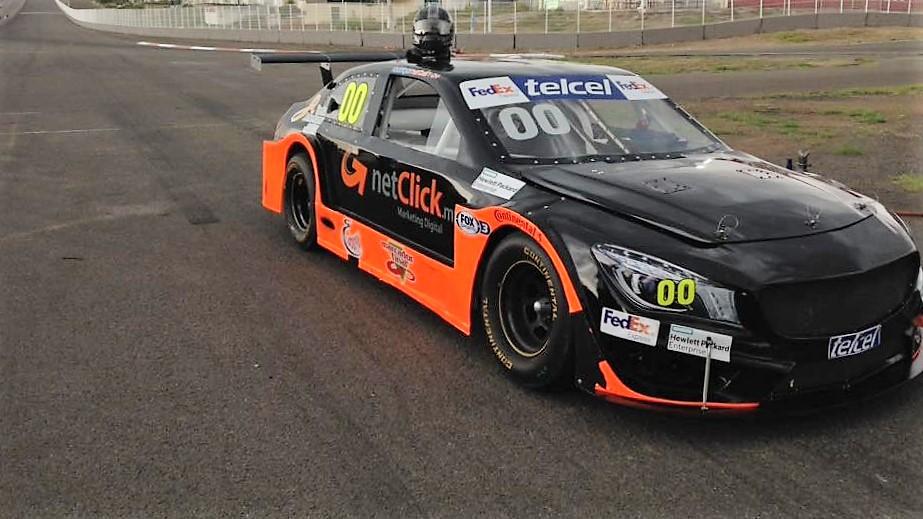 Rodrigo Marbán regresa a Querétaro en la V8 Challenge