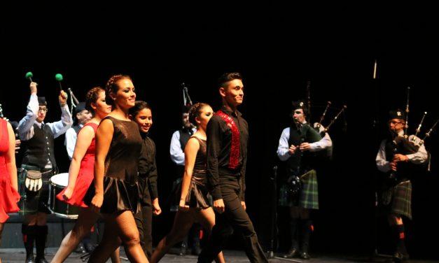 Se presenta con éxito el evento Irlanda con Querétaro en el Teatro Metropolitano