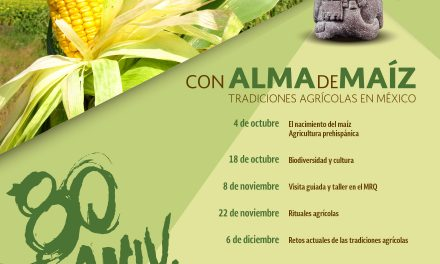 Curso – Con alma de maíz: tradiciones agrícolas en México