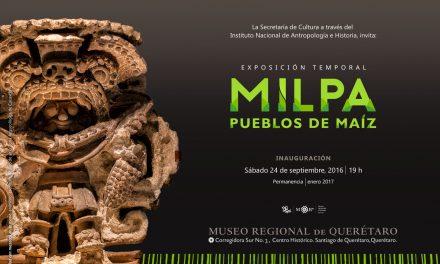 Milpa; pueblos de maíz