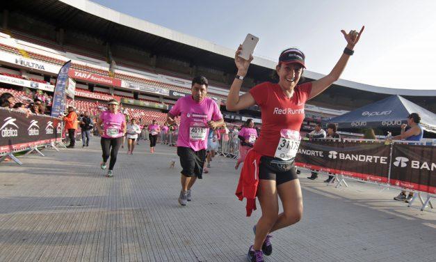 Fiesta a todo Rock and Roll en el Maratón de Querétaro