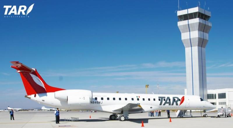 TAR anuncia vuelo Querétaro-Torreón