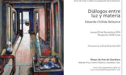 Diálogos entre luz y materia – Eduardo Chillida Belzunce