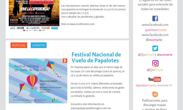 Experiencias sin límite en Querétaro