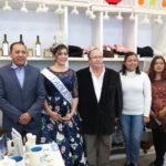 Inauguran exposición de Colón en Punto México