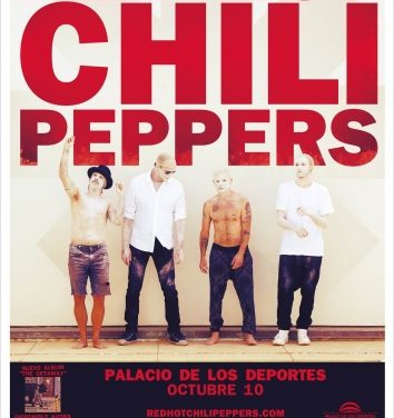 Red Hot Chili Peppers en México