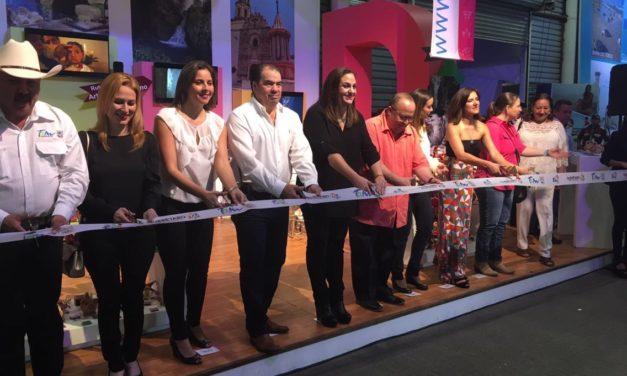 Inicia Queretaro participación como estado invitado en la Feria de Tamaulipas