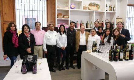 Inauguran Exposición de Tequisquiapan en Punto México