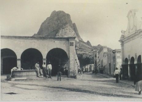 Plaza del Baratillo (Imagen de archivo).