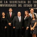 SECTUR signa convenios de colaboración con Universidades