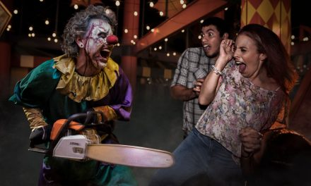 HALLOWEEN HORROR NIGHTS LLEGA A CONQUE 2018