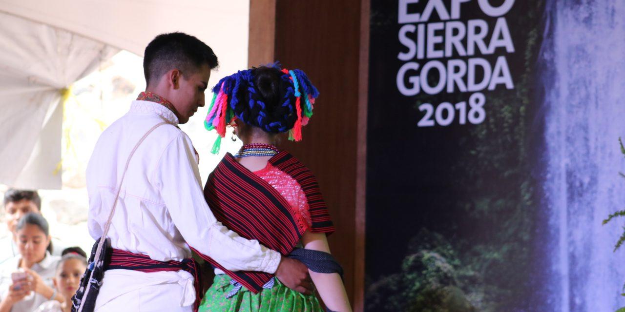 Inauguran Expo Sierra Gorda 2018