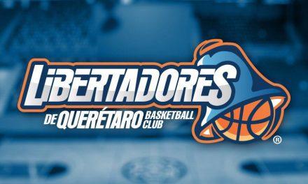 Presentación de la temporada 2018-2019 de Libertadores de Querétaro